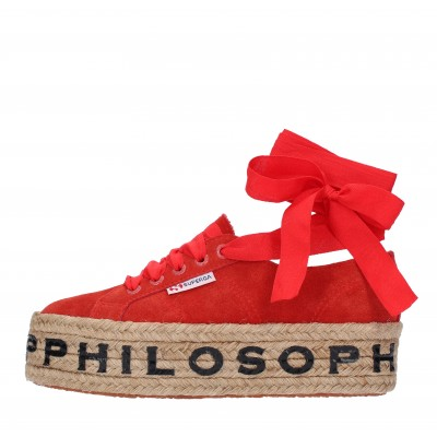 Sneakers SUPERGA X PHILOSOPHY