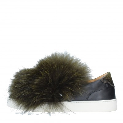 Sneakers Slip on SANTONI